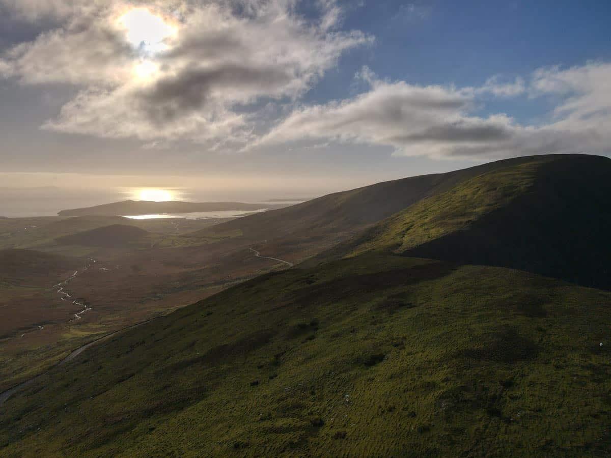 Conor Pass Hill - Dingle Peninsula